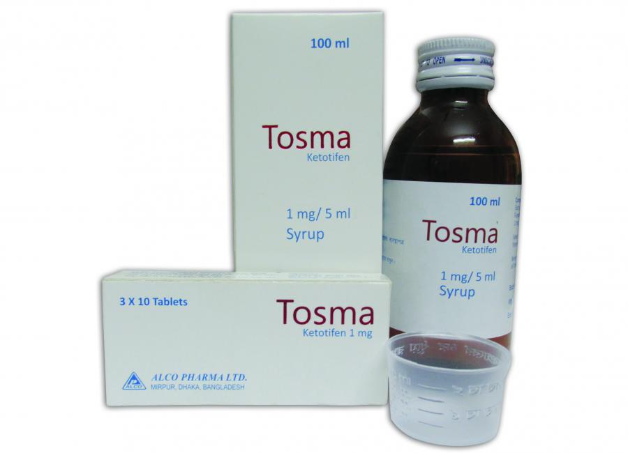 Tosma Alco Pharma Ltd Bangladesh
